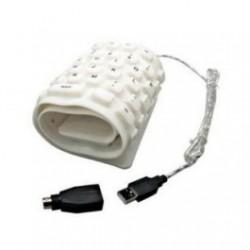 Nilox Silicona Flexible Blanco