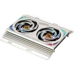 Revoltec Hard Drive Freezer Silver Edition