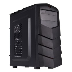 Black Lion caja PC Gamer Negra PG1139 USB 3.0