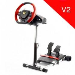 WheelStandPro Thrustmaster T80/T100/F458/F430 Negr