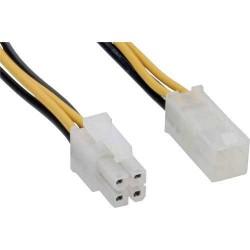 Inline Cable alargador 4 pines 20cm