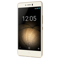 BQ Aquaris U Plus 16+2Gb Blanco / Dorado
