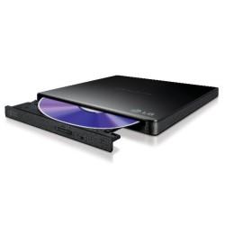 LG DVDRW USB UltraSlim Negro