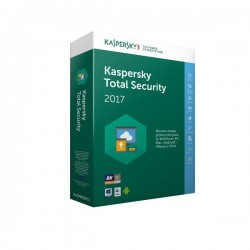 Kaspersky Total Security 2017, 3 dispositivos