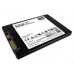 Western Digital 240GB GREEN SSD