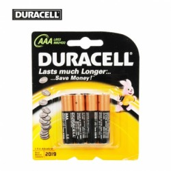 Duracell AAA Plus Power 4ud