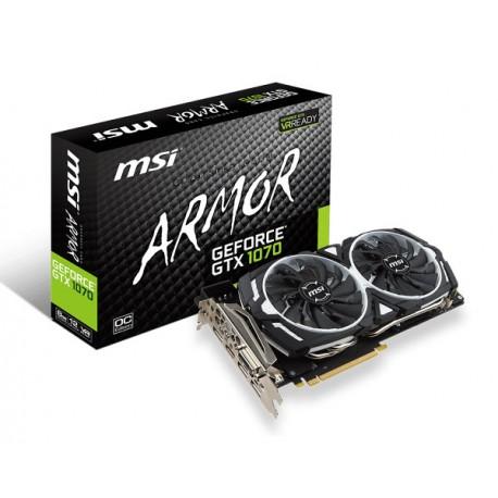 MSI Nvidia GTX 1070 8Gb OC