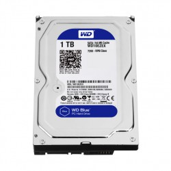 Western Digital 1Tb Blue SATA 6Gb 64Mb 7200rpm