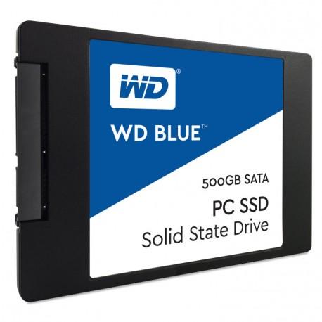 Western Digital 500GB SSD Blue