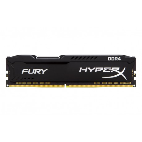 Kingston HyperX Fury DDR4 4GB 2400MHZ CL15 Black S