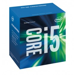Intel i5-7400, 3GHZ, 6MB Cache, LGA1151
