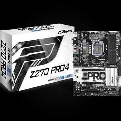 Asrock Z270 Pro4 LGA1151 DDR4