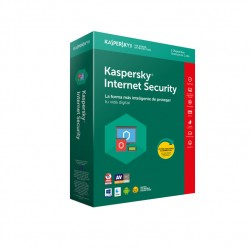 Kaspersky Internet Security 2018 1Lic MD