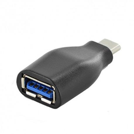 Ewent Adaptador USB 3.0 Hembra a USB Tipo C. OTG