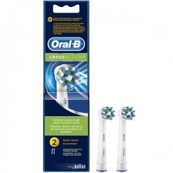 Oral-B Cross-Action Cabezales 2Ud