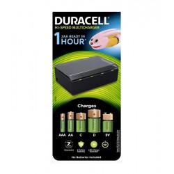 Duracell Multi-Cargador AA/AAA/C/D/9V Ultra rápido