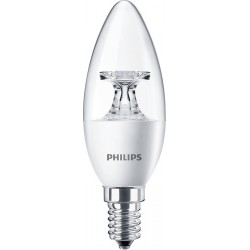 PHILIPS E14 CorePro LED Vela 5.5-40W B35 4000K