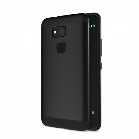BQ Aquaris V Hybrid Black Case