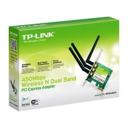 TP-LINK WLAN 450MBIT/S, Tarjeta PCI Express