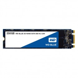 Western Digital 250Gb SSD M.2 Blue