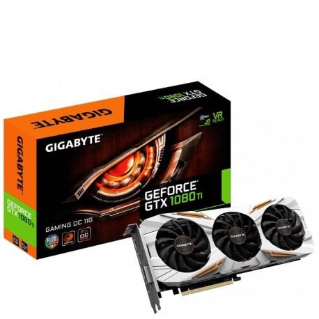 Gigabyte Nvidia GTX 1080Ti 11Gb DDR5x Gaming OC