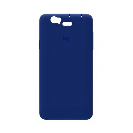 BQ Back Cover Aquaris 5.7 Azul