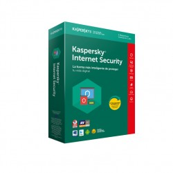 Kaspersky Internet Security 2018 10L Multi Device