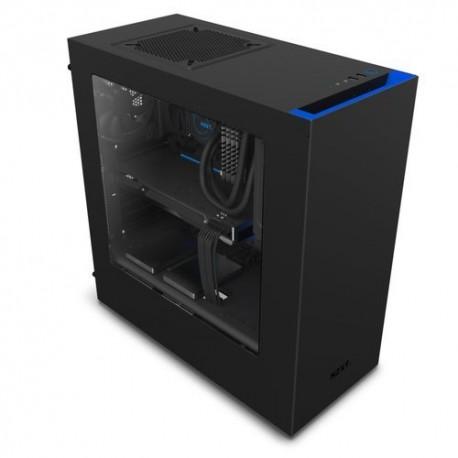 Nzxt S340 Negro/Azul