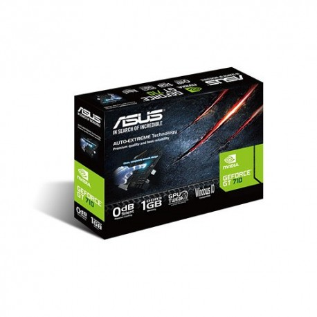 Asus Geforce GT 710, 1GB, GDDR3