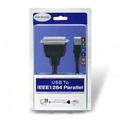 Nanocable Adaptador USB - IEEE1284 Paralelo