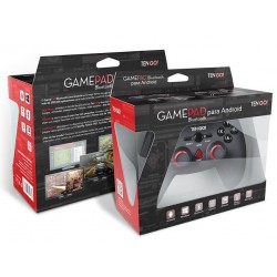 Ten Go! GamePad para Android, Bluetooth 2.4GHz