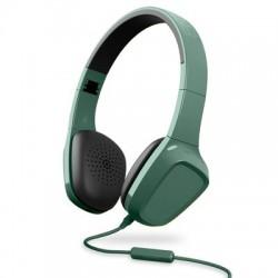 Energy Headphones 1, Verde, micrófono