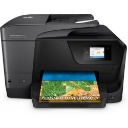 HP Officejet Pro 8710, Multifunción