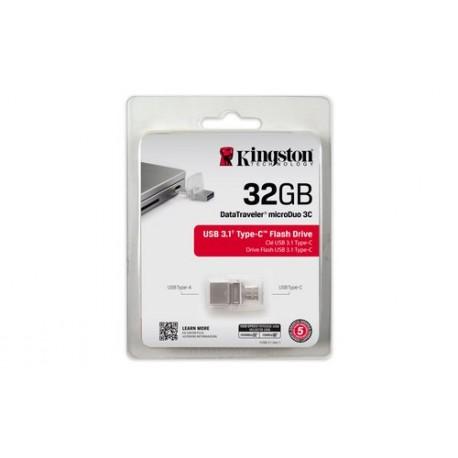 Kingston USB 32GB Microduo, USB 3.0/3.1 Tipo C