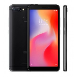 "Xiaomi Redmi 6 5.45"" 3GB 32GB DUAL SIM NEGRO"