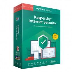 Kaspersky Internet Security 2019, 1 dispositivo