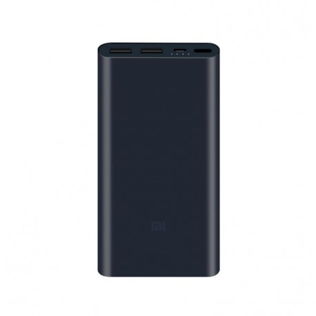 Xiaomi Mi Power Bank 2S, 10000mAh, Negro