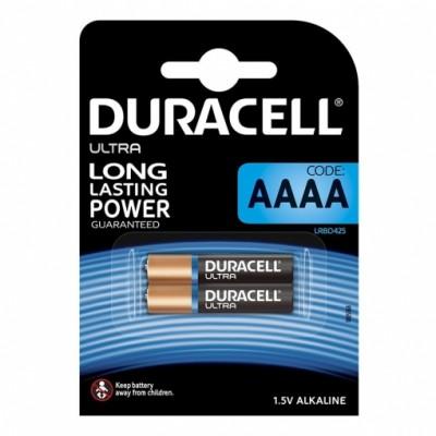 Duracell AAAA Alcalina Pack 2Ud