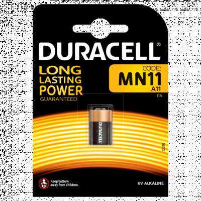 Duracell MN11 Alcalina