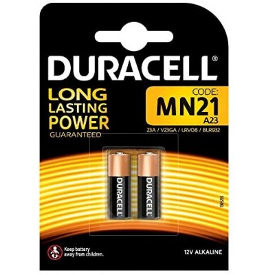 Duracell MN21 Alcalina Pack 2Ud