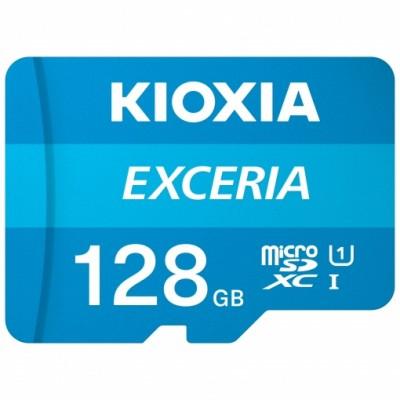 Kioxia 128Gb MicroSD UHS-I C10