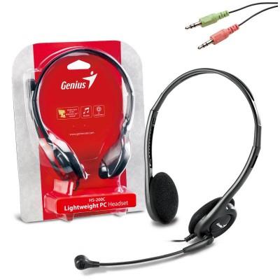 Genius Stereo Headset