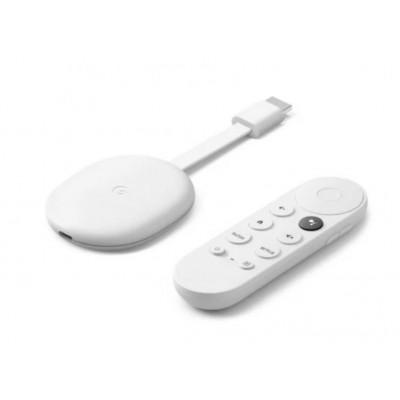 Google Chromecast con Google TV 4K Media Player