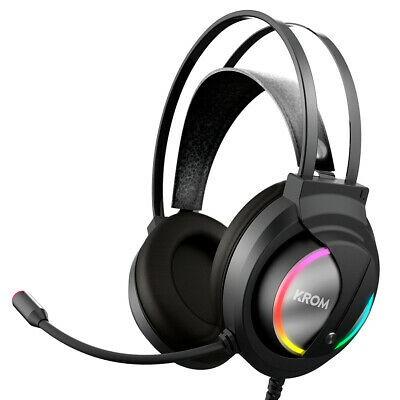 Nox Kappa RGB Auricular Gaming 2xMinijack