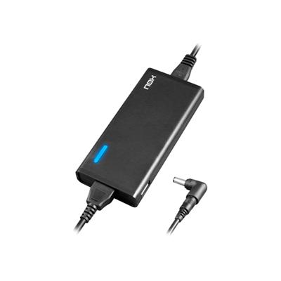 Nox 65W Adaptador compatible de portátil