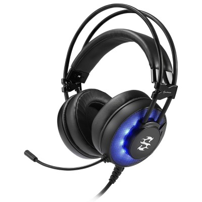 Sharkoon Skiller SGH2 Auriculares Gaming USB