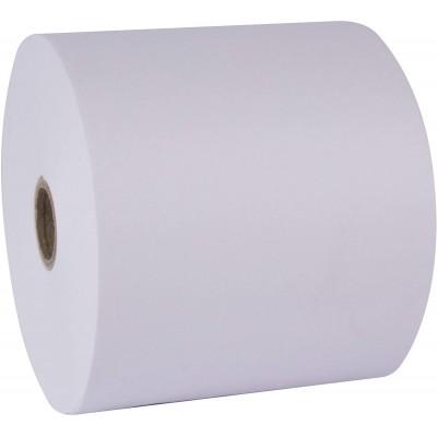 Rollo papel térmico 80x80x12 78,5m sin bisfenol