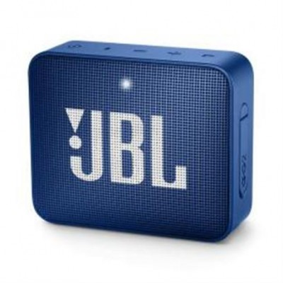 JBL Go 2 Bluetooth Waterproof Azul
