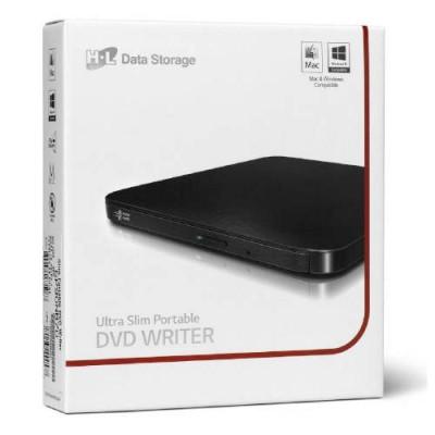 LG DVDRW USB UltraSlim Negro USB / USB C
