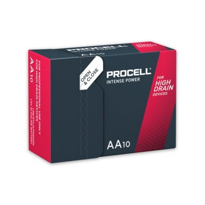 Duracell AA 1,5V Pack 10Ud Procell